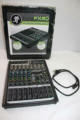 $69 • Buy Mackie ProFX8v2 8-Channel PA Mixer With USB & FX