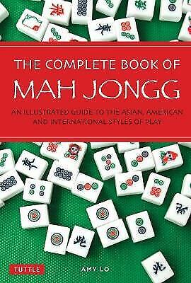 $13.80 • Buy The Complete Book Of Mah Jongg, Amy Lo,  Paperback