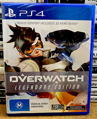 AU29.95 • Buy Overwatch Legendary Edition Brand New Sealed PS4 Fast Track Post Oz 🇦🇺Seller