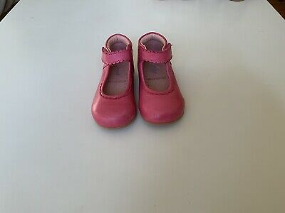 £8 • Buy Jacadi Shoes Baby Toddler Girl Pink Leather, Size 20 (uk 4),Immaculate Condition