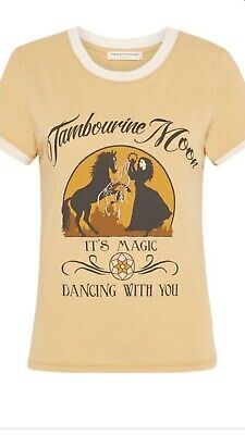 AU189 • Buy Spell And The Gypsy Collective Tambourine Tee XL