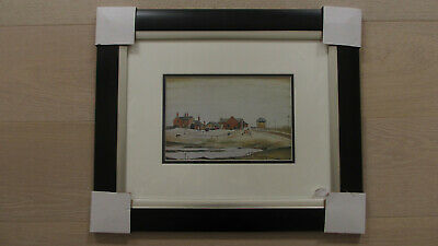 £10 • Buy L.S Lowry 'landscape With Farm' Framed Print - Very Good Condition