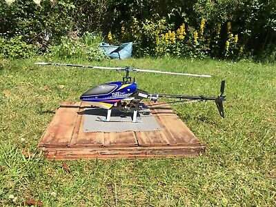 £350 • Buy Radio Controlled RC Model Helicopter Spektrum Align Trex 450 Sport With TX