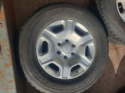 AU97.69 • Buy Ford Ranger Wheels And Tyres