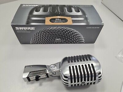 £64 • Buy Shure 55SH Series II Iconic Unidyne Dynamic Vocal Microphone