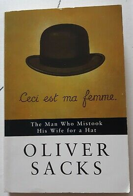 £4 • Buy The Man Who Mistook His Wife For A Hat Oliver Sacks Picador 1986 Paperback