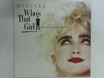 £7.99 • Buy Who's That Girl (Original Motion Picture S (Madonna - 1987) 925 611-1 (ID:16262)