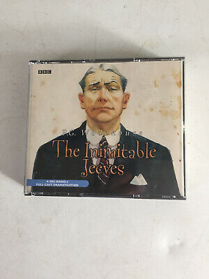 £7.20 • Buy The Inimitable Jeeves (BBC Radio Collection) By P. G Wodehouse.3 X CD-Audio Book