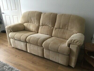 £120 • Buy G Plan 3 Piece Suite In Good Used Condition.