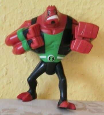 £10 • Buy Ben 10 Red Figure Press Button On Arm To Throw A Punch. Measures 16cm X 14cm X 6