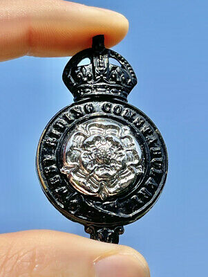 £2 • Buy Vintage West Riding Constabulary Police Badge