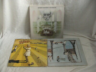 £60 • Buy Genesis Collection Volume One Trespass And Nursery Cryme