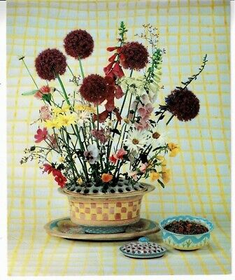 $2.99 • Buy Richard And Victoria Mackenzie-Childs, LTD - Postcard From Initial 1983 Catalog