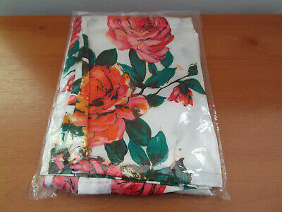 AU7.46 • Buy Kimomo Robe Dressing Gown Silk Satin Floral Gift New In Packet