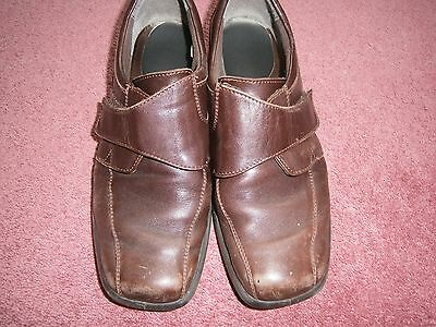 £2 • Buy Esse Soft Leather Shoes Anti-shock Size 39, Podiatrist Fitted Heel Support