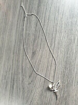 £4.50 • Buy Tinkerbell Inspired Necklace