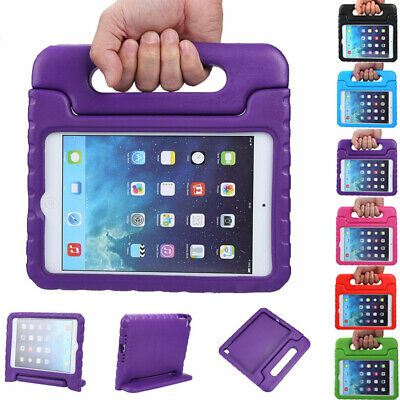 AU20.99 • Buy Kids Heavy Duty Shockproof Case Cover For IPad 5 6 7 8 9th Mini Air 1 2 3 Pro 11