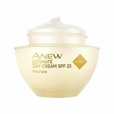 £13.79 • Buy Avon Anew Ultimate Firming Day Cream New, Boxed & Sealed 50ml SPF 25 (AA)