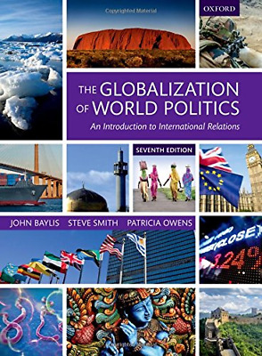 £7.17 • Buy The Globalization Of World Politics: An Introduction To International Relations,