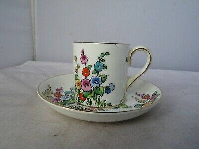 £1.99 • Buy CROWN STAFFORDSHIRE CUP(5.5cms High)&SAUCER(12.25cms Diameter)Rd. No.742202