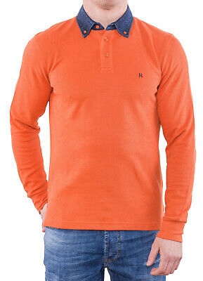$5.17 • Buy Harmont & Blaine Sport Men's Sweater Size M Polo Collared Rugger