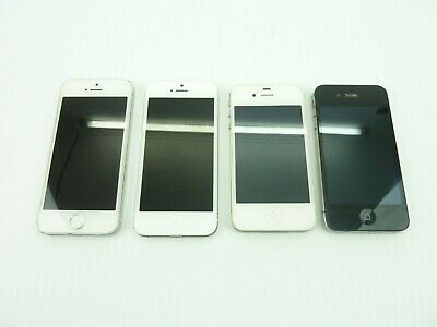 $ CDN50.06 • Buy Lot Of 4 Apple IPhone For Parts - As Is - Untested - A1533, A1429, A1349(2)
