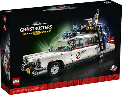 £149.99 • Buy LEGO 10274 Creator Expert Ghostbusters ECTO-1 - BRAND NEW SEALED BOX