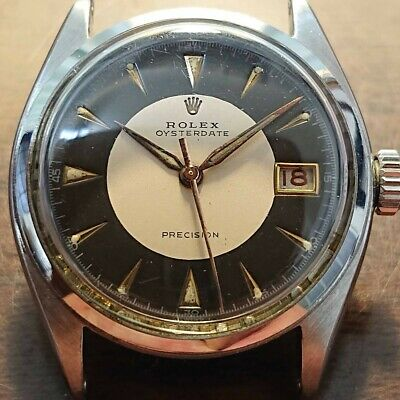 AU1074.80 • Buy Vintage Rolex Oysterdate Precision 6094 Only For Parts