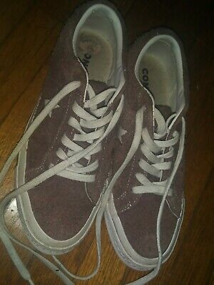 $35 • Buy Converse One Star Suede Shoes