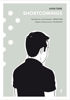 £9.40 • Buy Shortcomings By Adrian Tomine, NEW Book, FREE & FAST Delivery, (Paperback)
