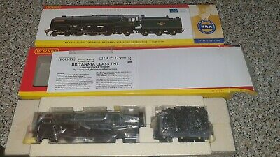 £89.99 • Buy Hornby R2565 Britannia 70013 Oliver Cromwell Fair Condition Boxed