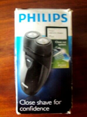 £8.99 • Buy Philips Electric Shaver Plus PQ203 Battery Operated Boxed Instructions Travel