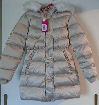 £25 • Buy Ted Baker Girls Coat Age 9 Years Down/Feather Filled