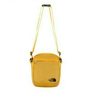 £16.99 • Buy The North Face Convertible Shoulder Bag - Color: Yellow (summit Gold/tnf Black)