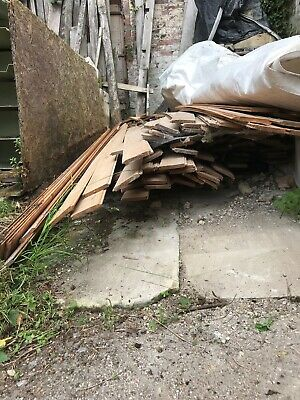 £20 • Buy Used Pine Match Boarding, Tongue And Groove Boards