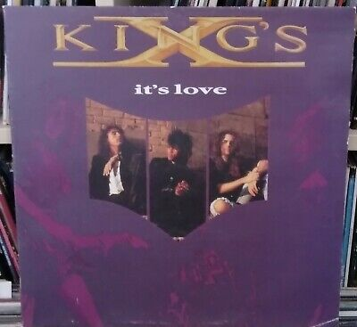 £4.99 • Buy Kings X Its Love Rare 12 Inch Extended Edition