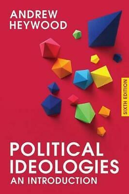 £26.96 • Buy Political Ideologies: An Introduction, Heywood, Andrew, Good Condition Book, ISB