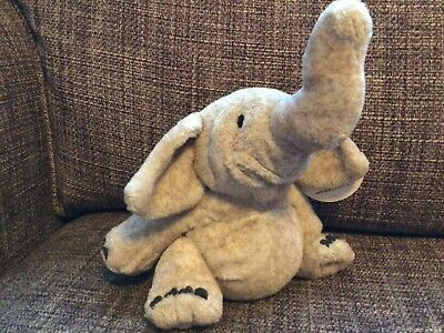 £1.50 • Buy Echo The Elephant Stunning Soft Toy Beanie By Quarry Critters 2003