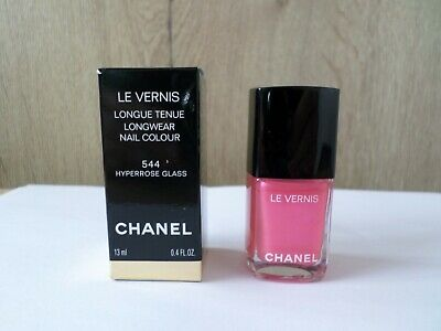 £10 • Buy Chanel Le Vernis Nail Colour – 544 – Hyperrose Glass