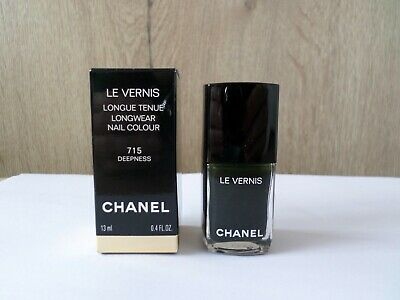 £10 • Buy Chanel Le Vernis Nail Colour – 715 – Deepness