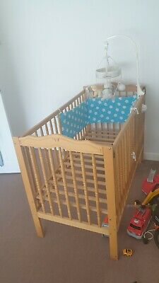 £10 • Buy Baby Cot Bed Used