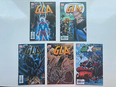 £7.49 • Buy Great Lakes Avengers Marvel Limited Series #1-4 + Xmas Special One-Shot Comics