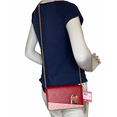 $ CDN188.83 • Buy Kate Spade Tom And Jerry Chain Wallet Crossbody Clutch Collection Small Bag