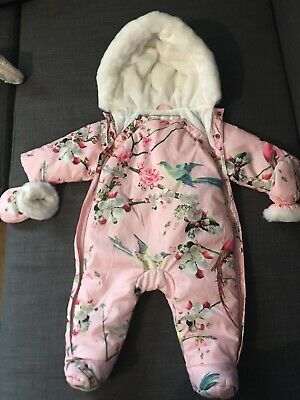 £7.60 • Buy Ted Baker Baby Snowsuit 0-3 Months
