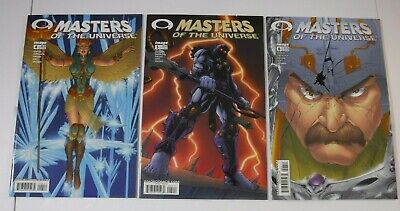 $9.99 • Buy Image Masters Of The Universe #4, 5, 6 (Volume 2) High Grade Comic Lot
