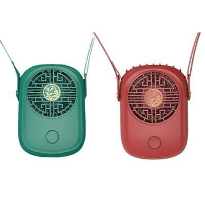 AU20.68 • Buy USB Personal Neck Fan With Super Quiet Summer Indoor Outdoor Small Appliances