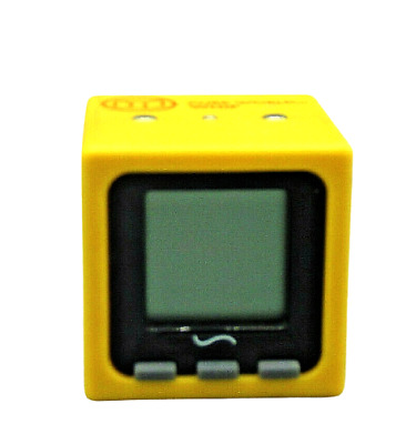 £14.99 • Buy *rare* RADICA Cube World WHIP - SOLID YELLOW  HIGHLY COLLECTIBLE