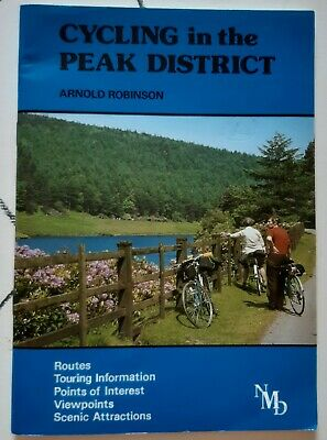 £2.50 • Buy Cycling In The Peak District Arnold Robinson Northern Map Distributors...
