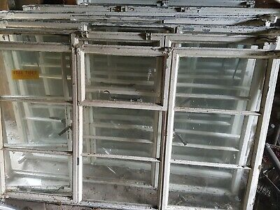 £10 • Buy Window, Galvanised With Brass Fittings 1950's Critall. Fine Used Condition.