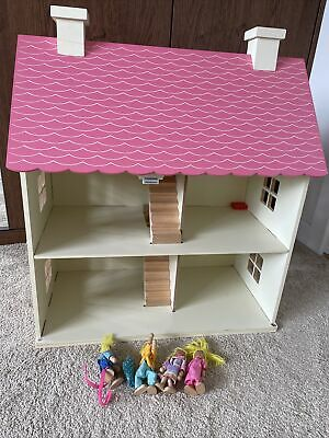 £5.50 • Buy Cute Wooden Country Dolls House Used